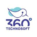 360 Degree Technosoft logo icon