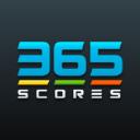 365 Scores logo icon