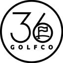 36 Golf Co logo icon