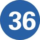 36 Pix logo icon