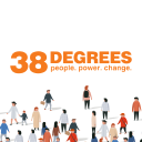38 Degrees logo icon