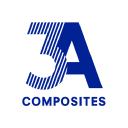 3 A Composites logo icon
