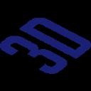 3 D Creative logo icon