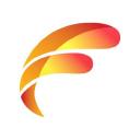 3 D Fila Print logo icon
