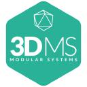 3 D Modular Systems logo icon