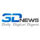 3 D News logo icon