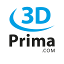 3 D Prima logo icon