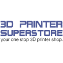 3 D Printer Superstore logo icon