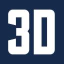 3 D Repo logo icon