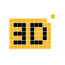 3 Druck logo icon