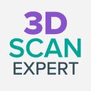 3 D Scan Expert logo icon