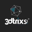 3dtrix logo icon