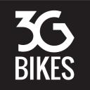 3 G Bikes® logo icon