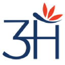 3 H Group Hotels logo icon