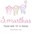 3 Marthas Logo
