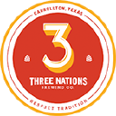 3 Nations Brewing Co logo icon