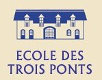 Ecole Des 3 Ponts logo icon