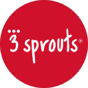 3 Sprouts logo icon