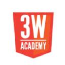 3 W Academy logo icon