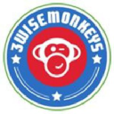 3wisemonkeys logo icon