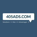 405 Ads logo icon
