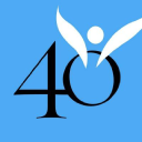 40 Days For Life logo icon
