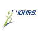 40 Hrs logo icon