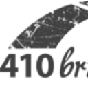 The 410 Bridge logo icon