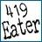 419 Eater logo icon