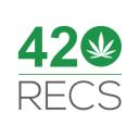 420 Recs logo icon