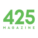 425 Magazine logo icon