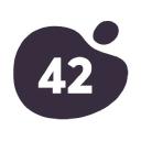 42courses logo icon