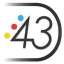 43 Degrés logo icon