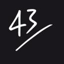 43einhalb logo icon