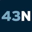 43 North logo icon