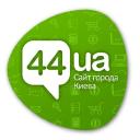 44 logo icon