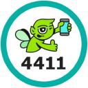 4411 logo icon