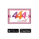 444 logo icon