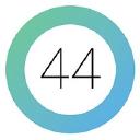 44 Studio logo icon