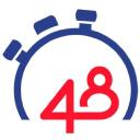 48 Factoring Company Logo