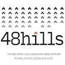 48 Hills logo icon