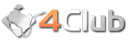 4 Club logo icon