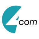 4 Com logo icon