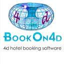 4dhotelbookingsoftware logo icon