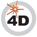 4 D Technology logo icon