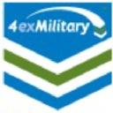 4ex Military logo icon