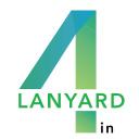 4inlanyard logo icon