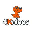 4 Knines logo icon