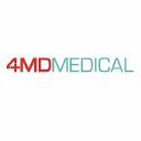 4 Md Medical logo icon