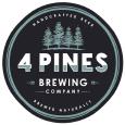 4 Pines Beer Logo